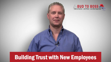 FAQ Series: Building Trust with New Employees