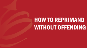 How to Reprimand Without Offending | Bud to Boss with Kevin Eikenberry