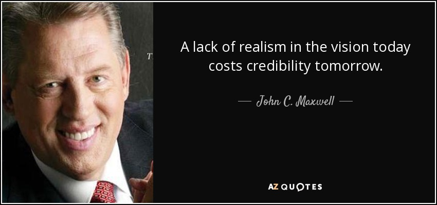 Credibility: Do You Have It?