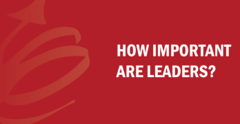 How Important are Leaders video from Bud to Boss.