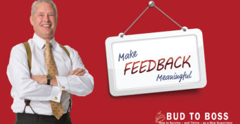Making Feedback Meaningful