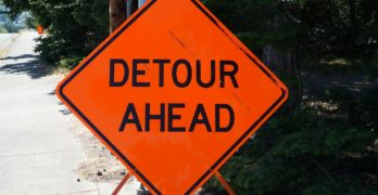 Detours Can Be a Good Thing (if You Have the Right Attitude)