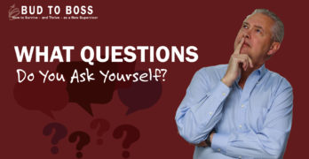 What Questions Do You Ask Yourself?